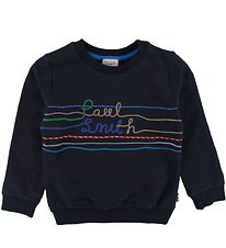 Paul Smith Junior Sweatshirt - Arnaud - Navy