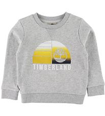 Timberland Sweatshirt - Chine Grey