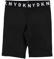 DKNY Shorts - Sort m. Logo