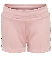 Hummel Shorts - HMLLilly - Mauve Shadow m. Logo