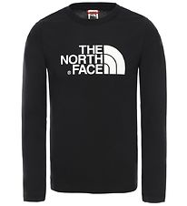 The North Face Bluse - Sort m. Logo