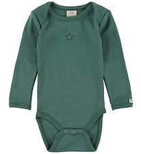 Smallstuff Body l/æ - Dark Green m. Stjerne