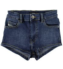 Diesel Shorts - Pgingher - Blå Denim