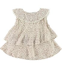 Mini A Ture Top - Deia - Cloudy Rose m. Mønster