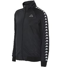 Kappa Cardigan - Track - Anniston - Sort