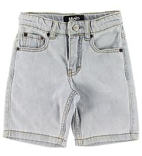 Molo Shorts - Adrik - Even Pale Wash