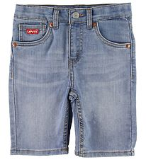 Levis Shorts - 510 - Lys Blå Denim