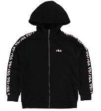 Fila Cardigan - Adara - Sort