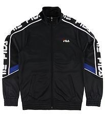 Fila Cardigan - Ted - Sort