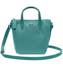 Lacoste Taske - Shopping Cross Bag - Green Blue Slate
