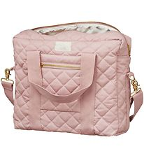 Cam Cam Pusletaske - Long Zipper - Soft Rose