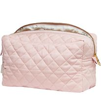 Cam Cam Toilettaske - Quilted - Blossom Pink