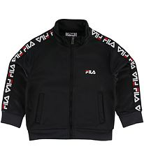 Fila Cardigan - Talisa - Sort