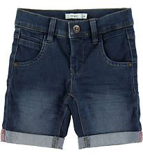 Name It Shorts - Sofus - Noos - Medium Blue Denim