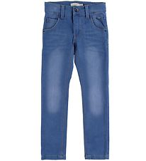 Name It Jeans - Nitclas Super stretch - Noos - Medium Blue Denim