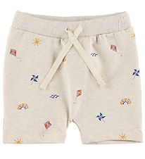 Noa Noa Miniature Shorts - Whitecap