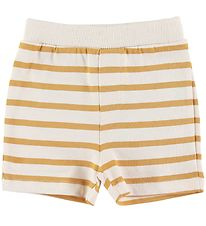 Noa Noa Miniature Shorts - Yolk Yellow