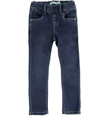 Name It Jeggings - Polly - Noos - Dark Blue Denim