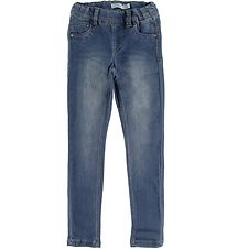 Name It Jeggings - Polly - Noos - Medium Blue Denim