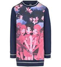 Lego Friends Sweatshirt - Navy m. Print