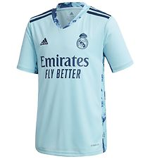 adidas Performance Målmandstrøje - Real Madrid - Blå
