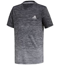adidas Performance T-shirt - Gradient Ragazzo - Grå