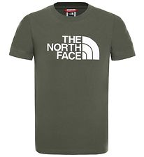 The North Face T-shirt - Easy - Grøn