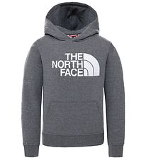 The North Face Hættetrøje - Drew - Gråmeleret