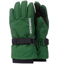 Didriksons Handsker - Biggles Gloves - Leaf Green