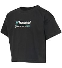 Hummel T-shirt - Crop - hmlClare - Sort