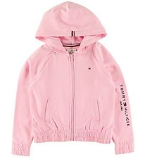 Tommy Hilfiger Cardigan - Essential - Romantic Pink