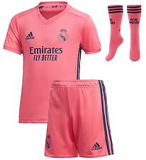 adidas Performance Udebanesæt - Real Madrid - Pink