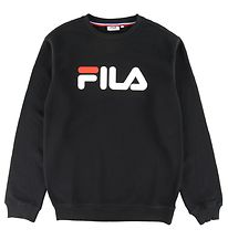 Fila Sweatshirt - Classic Pure - Sort
