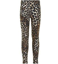 The New Leggings - Paleo - Brun Leopard