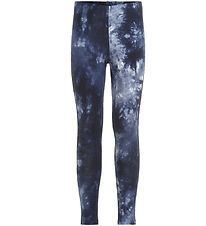 The New Leggings - Tie Dye - Navy Blazer