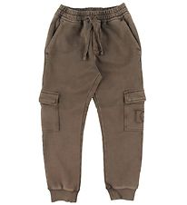 Dolce & Gabbana Sweatpants - Country Maschio - Brun