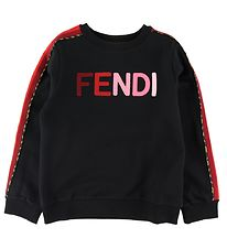 Fendi Sweatshirt - Sort/Rosa