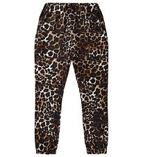 The New Sweatpants - Paleo - Brown Leo