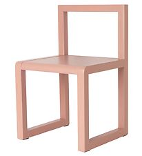 ferm Living Stol - Little Architect - Rosa
