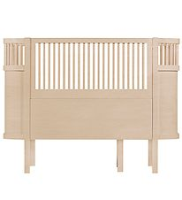 Sebra Seng - Baby/Junior - Wooden Edition