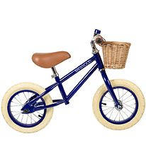 Banwood Løbecykel - First Go! - Navy