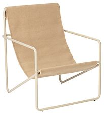 Ferm Living Stol - Desert Chair Kids - Cashmere/Sand