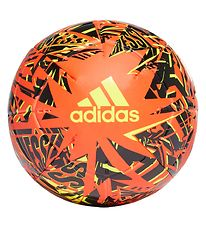 adidas Performance Fodbold - Messi Club - Solar Red/Solar Yellow