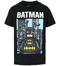 Lego Batman T-shirt - Sort m. Print