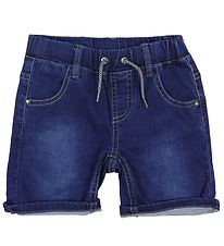 Hust and Claire Shorts - Jes - Mørkeblå Denim