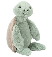 Jellycat Bamse - Medium - 31x12 cm - Bashful Turtle