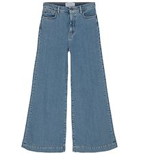 Designers Remix Jeans - Bellis Wide - Medium Denim