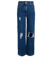 Hound x Ella Augusta Jeans - Mom - Dark Blue Used