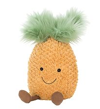 Jellycat Bamse - Huge - 47x17 cm - Amuseable Pineapple