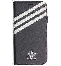 adidas Originals Klapcover - iPhone 11 - Sort m. Logo